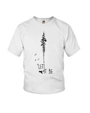 Let It Be Youth T-Shirt thumbnail