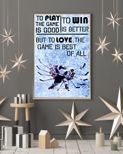 Game Is Best Of All 11x17 Poster lifestyle-holiday-poster-1