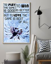 Game Is Best Of All 11x17 Poster lifestyle-poster-1
