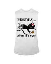 Christmas Wake Me Sleeveless Tee thumbnail
