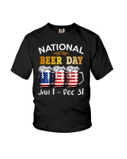 National Beer Day Youth T-Shirt thumbnail