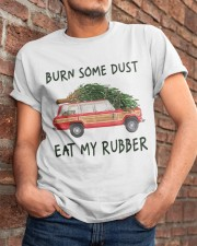 Burn Some Dust Classic T-Shirt apparel-classic-tshirt-lifestyle-26