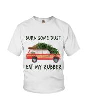 Burn Some Dust Youth T-Shirt thumbnail