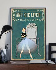 She Lived Happily Ever After 11x17 Poster lifestyle-poster-2