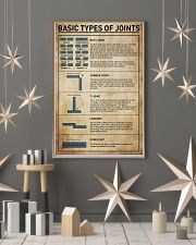 Basic Types Of Joints 11x17 Poster lifestyle-holiday-poster-1
