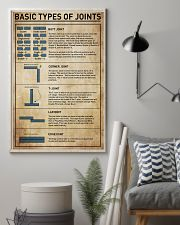 Basic Types Of Joints 11x17 Poster lifestyle-poster-1