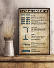 Basic Types Of Joints 11x17 Poster lifestyle-poster-3