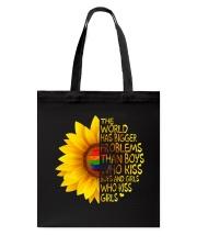 The World Has Bigger Problems Tote Bag thumbnail