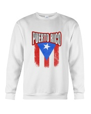 Puerto Rico Crewneck Sweatshirt thumbnail