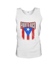 Puerto Rico Unisex Tank thumbnail