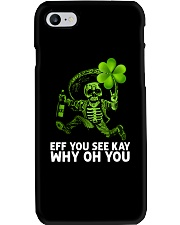 Eff You See Kay Why Oh You Phone Case thumbnail