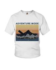 Adventure Mode Youth T-Shirt thumbnail