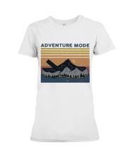Adventure Mode Premium Fit Ladies Tee thumbnail