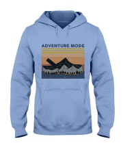 Adventure Mode Hooded Sweatshirt front