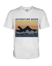 Adventure Mode V-Neck T-Shirt thumbnail
