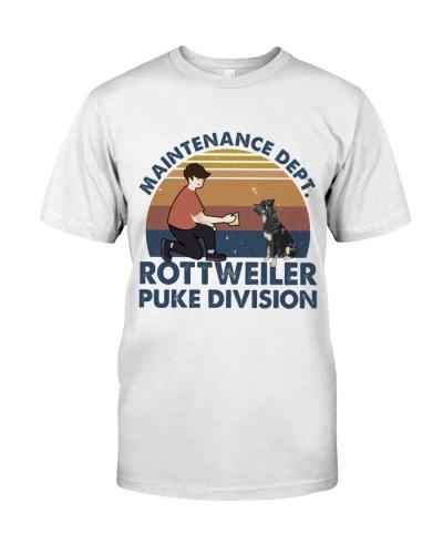 Rottweiler Puke Division