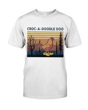 Croc A Doodle Doo Classic T-Shirt thumbnail