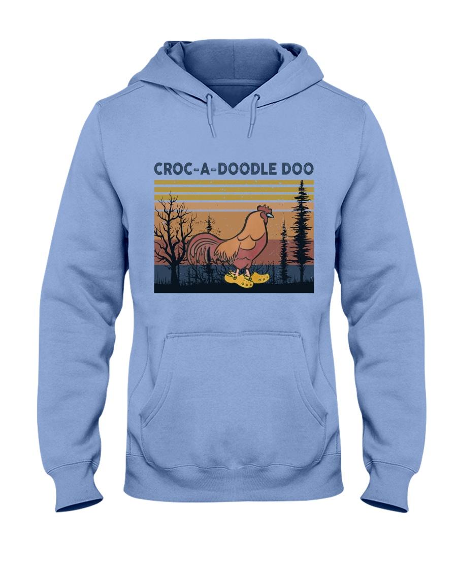 Croc A Doodle Doo Hooded Sweatshirt