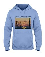 Croc A Doodle Doo Hooded Sweatshirt front
