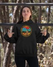 Go Outside Hooded Sweatshirt apparel-hooded-sweatshirt-lifestyle-05