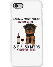 Yorkshire Terriers Dog Phone Case thumbnail