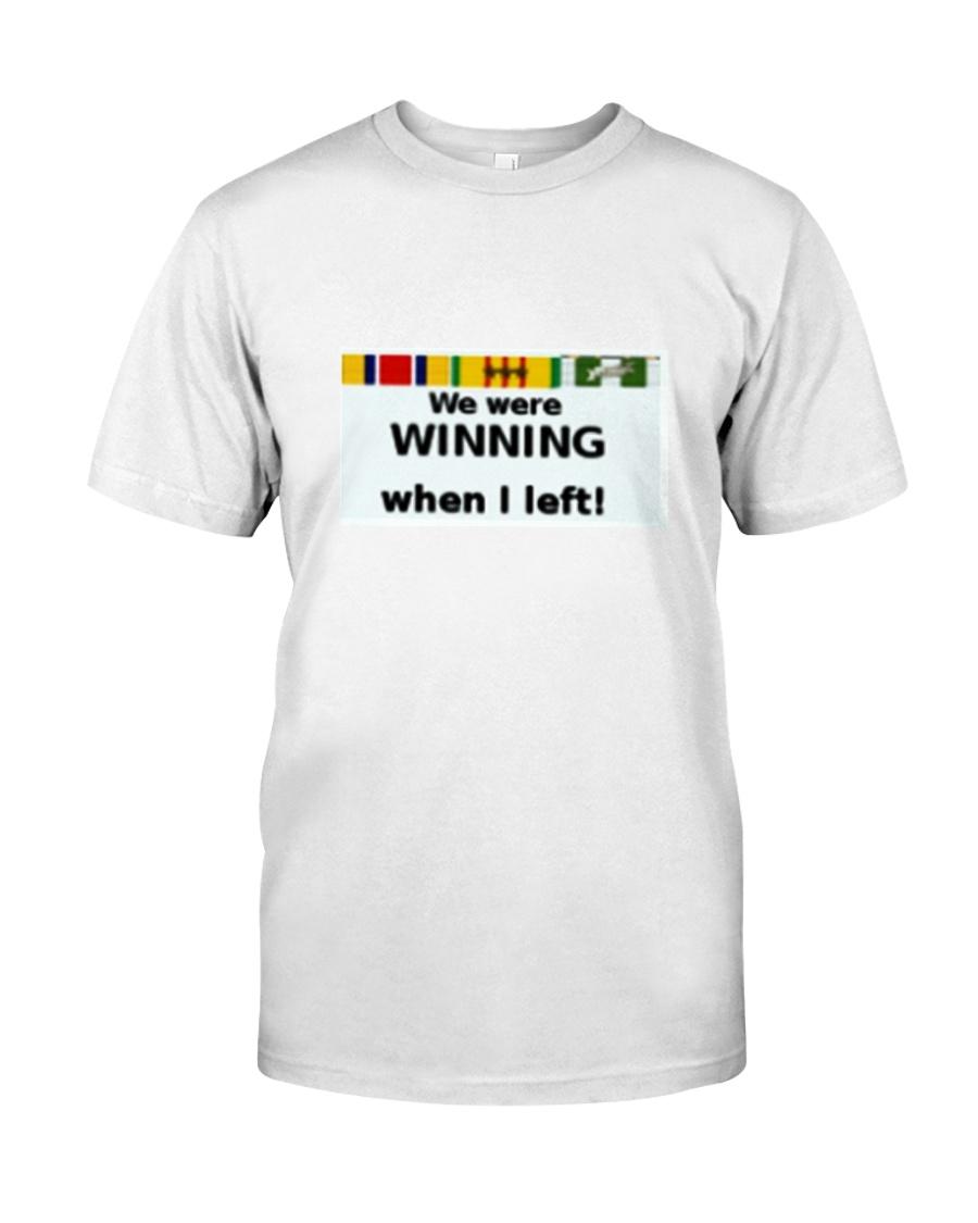 Winning in Viet Nam Classic T-Shirt