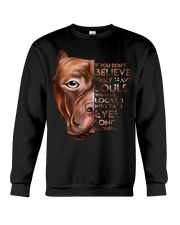 This design is available for a limited time only D Crewneck Sweatshirt thumbnail