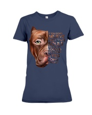 This design is available for a limited time only D Premium Fit Ladies Tee thumbnail