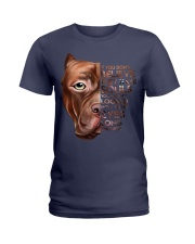This design is available for a limited time only D Ladies T-Shirt thumbnail