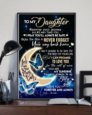 Special gift for daughter - C 88 11x17 Poster lifestyle-poster-2