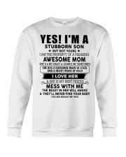 Special gift for Son AH00 Crewneck Sweatshirt thumbnail