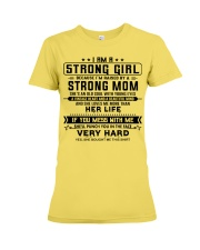 GIFT FOR YOUR DAUGHTER S00 Premium Fit Ladies Tee thumbnail