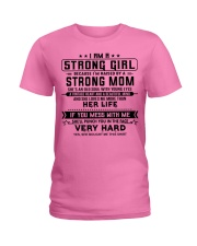 GIFT FOR YOUR DAUGHTER S00 Ladies T-Shirt thumbnail
