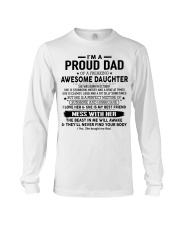 Special gift for Dad AH010 Long Sleeve Tee tile