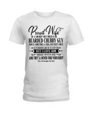 perfect gift for wife S00 Ladies T-Shirt front