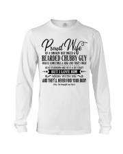 perfect gift for wife S00 Long Sleeve Tee thumbnail