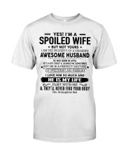 Perfect gift for Wife AH04 Classic T-Shirt thumbnail
