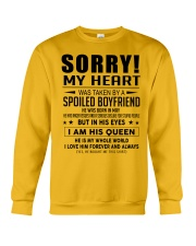 Perfect Gifts for your Husband D5 Crewneck Sweatshirt thumbnail