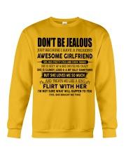 Gift for boyfriend T0 T3-131 Crewneck Sweatshirt thumbnail