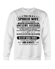 Gift for My Wife - CTUS01 Crewneck Sweatshirt thumbnail