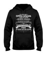 Gift For Your Wife - Brazil November Husband TI 10 Hooded Sweatshirt thumbnail