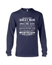 Valentine gift for husband idea - C00 Long Sleeve Tee thumbnail