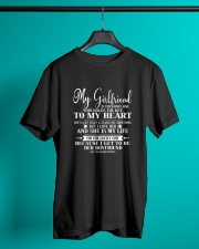 Valentines day ideas for boyfriend - C00 Classic T-Shirt lifestyle-mens-crewneck-front-3