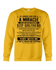 Gift for boyfriend T0 T3-173 Crewneck Sweatshirt thumbnail