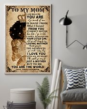 Special gift for mother - C 11x17 Poster lifestyle-poster-1