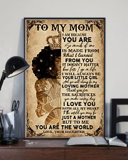 Special gift for mother - C 11x17 Poster lifestyle-poster-2