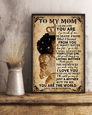 Special gift for mother - C 11x17 Poster lifestyle-poster-3