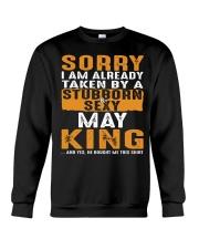SORRY I AM ALREADY TAKEN - TAM05 Crewneck Sweatshirt thumbnail