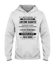 Perfect gifts for Mother- August Hooded Sweatshirt thumbnail