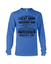 Son is best friend of the mother - A03 Long Sleeve Tee thumbnail
